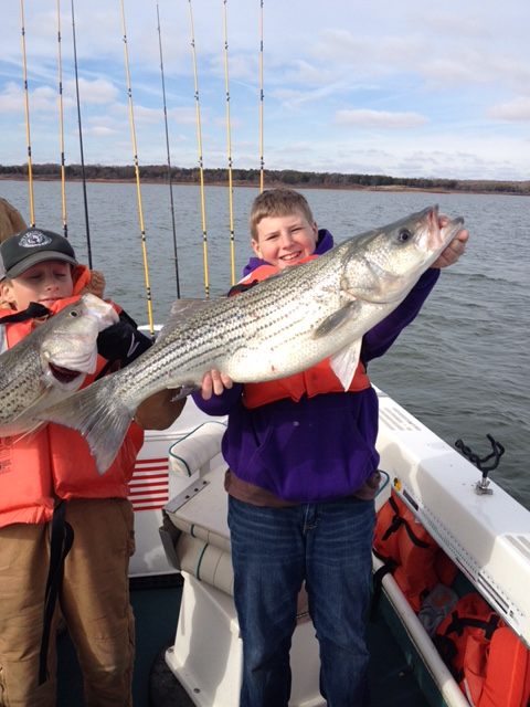 Coach cole 39 s guide service lake lewisville premier for Lake lewisville fishing